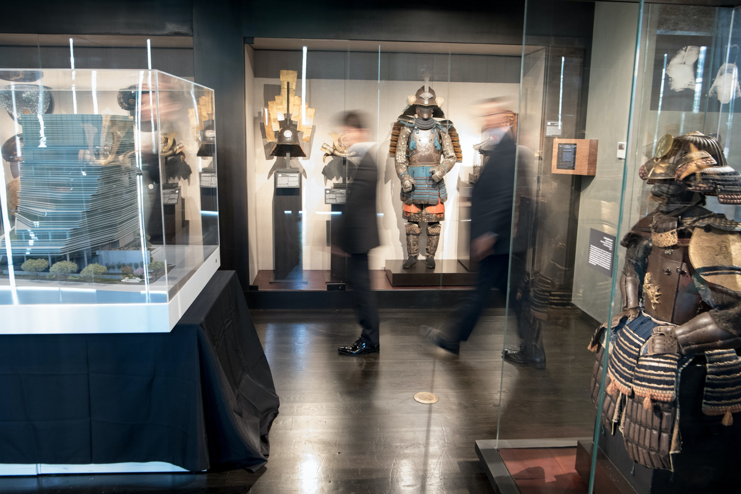 The Ann & Gabriel Barbier-Mueller Museum: The Samurai Collection in Beyond Dallas