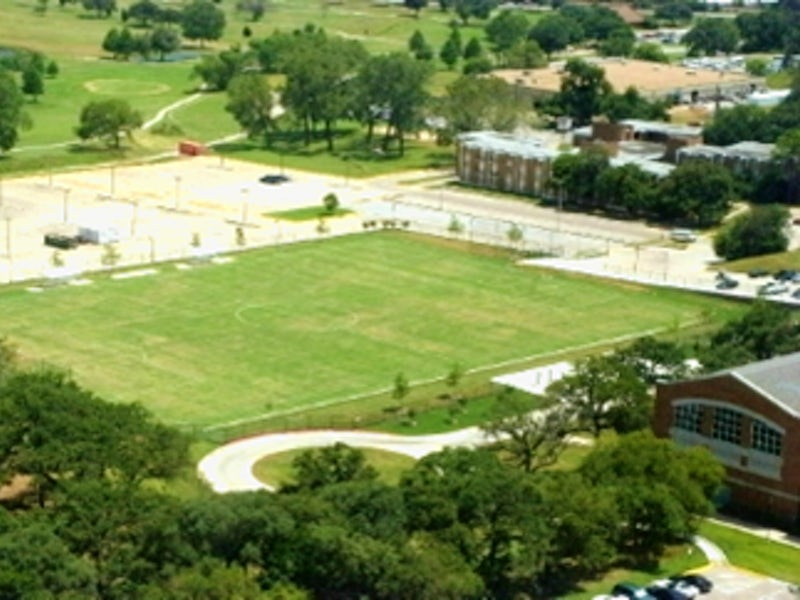 TWU Soccer Field in Beyond Dallas