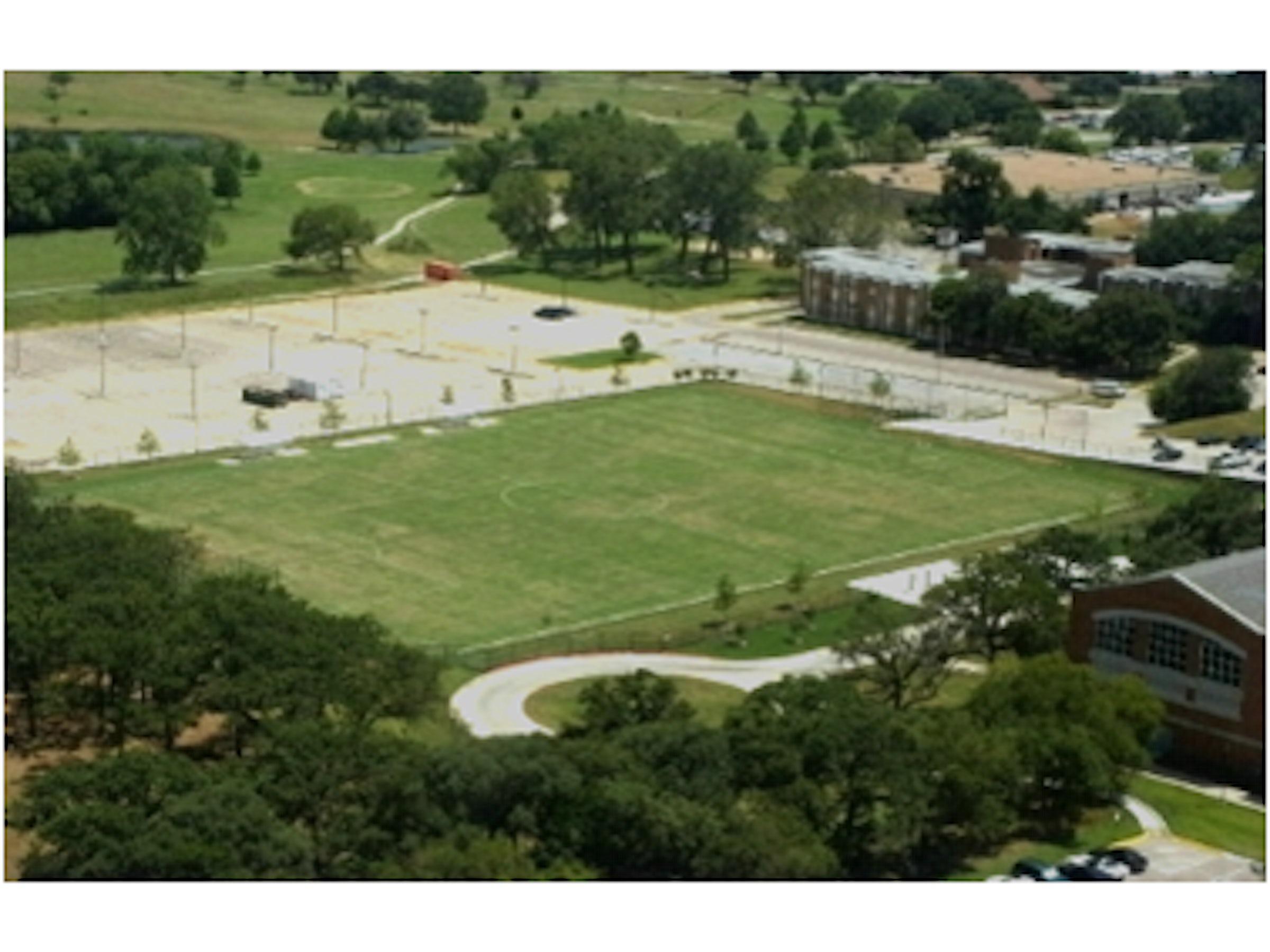 TWU Soccer Field