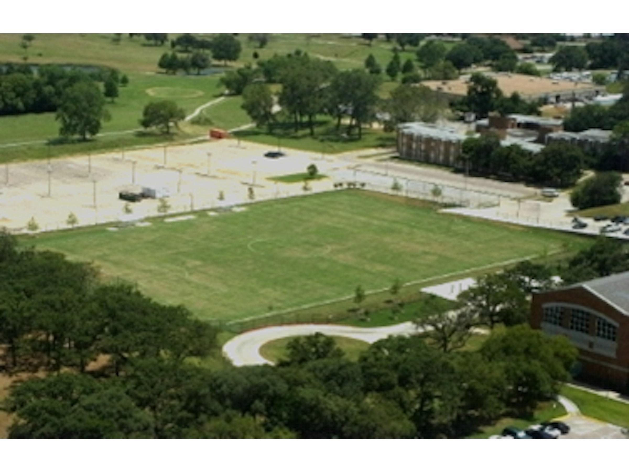 TWU Soccer Field in Beyond Dallas