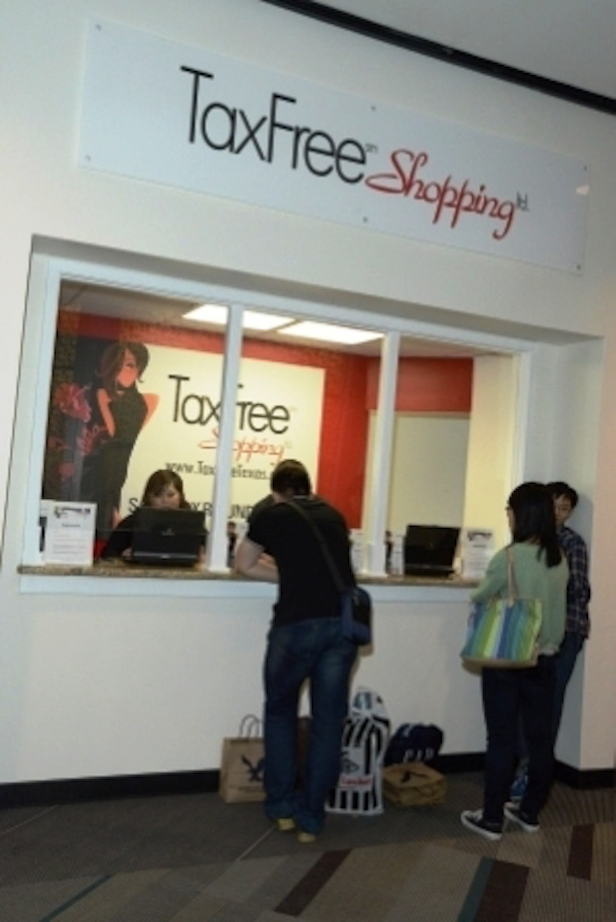 TaxFree Shopping, LTD. in Beyond Dallas