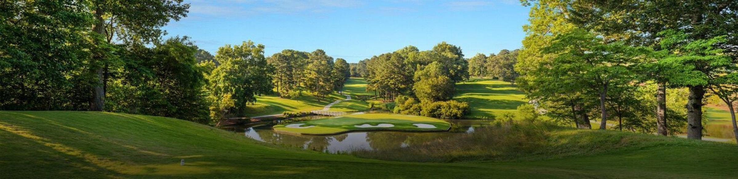 Tenison Park Golf Course in Beyond Dallas