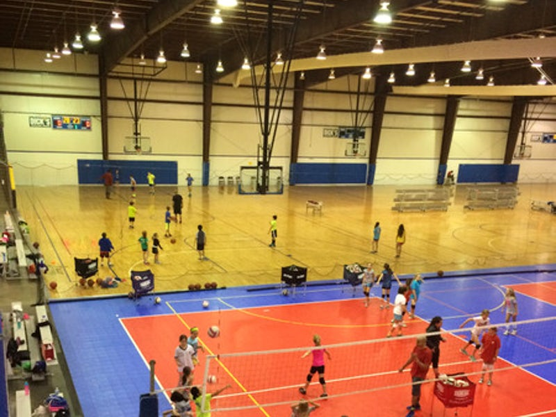 The Sportsplex of Dallas in Far North Dallas (Proper)