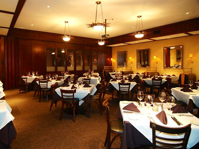 Chamberlain's Steak and Chop House in Addison