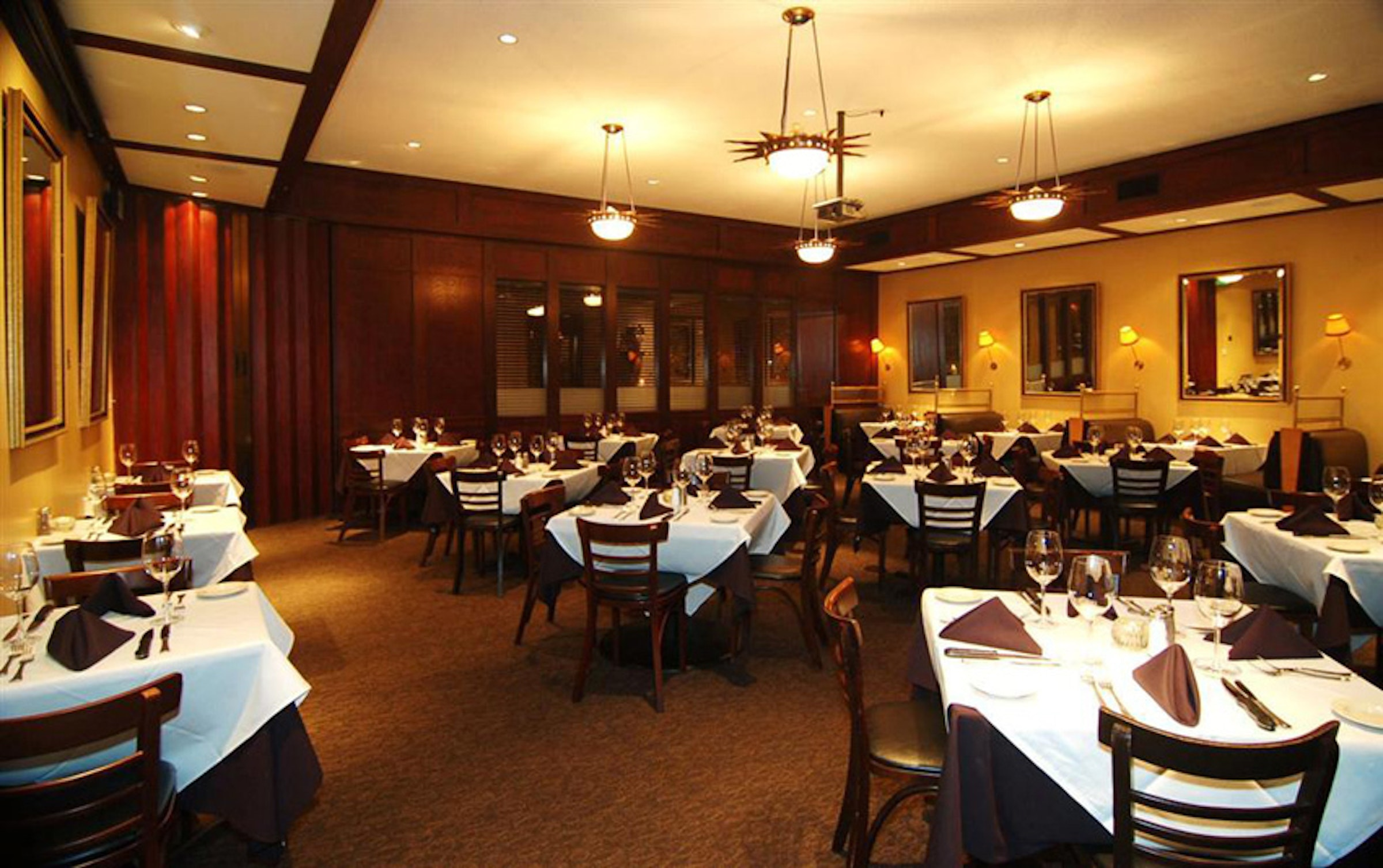 Chamberlain's Steak and Chop House in Beyond Dallas