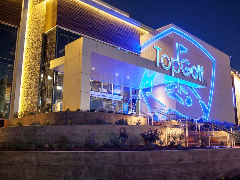 Topgolf The Colony in Beyond Dallas