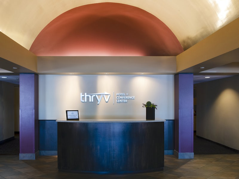 Rooms: Thryv Hotel And Conference Center: Dallas, TX 75261: Visit