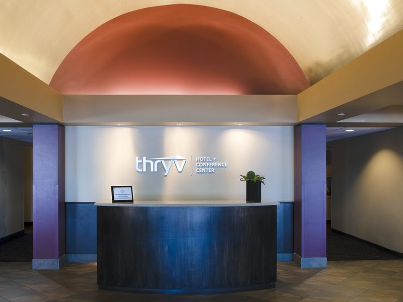 Thryv Hotel and Conference Center in Beyond Dallas
