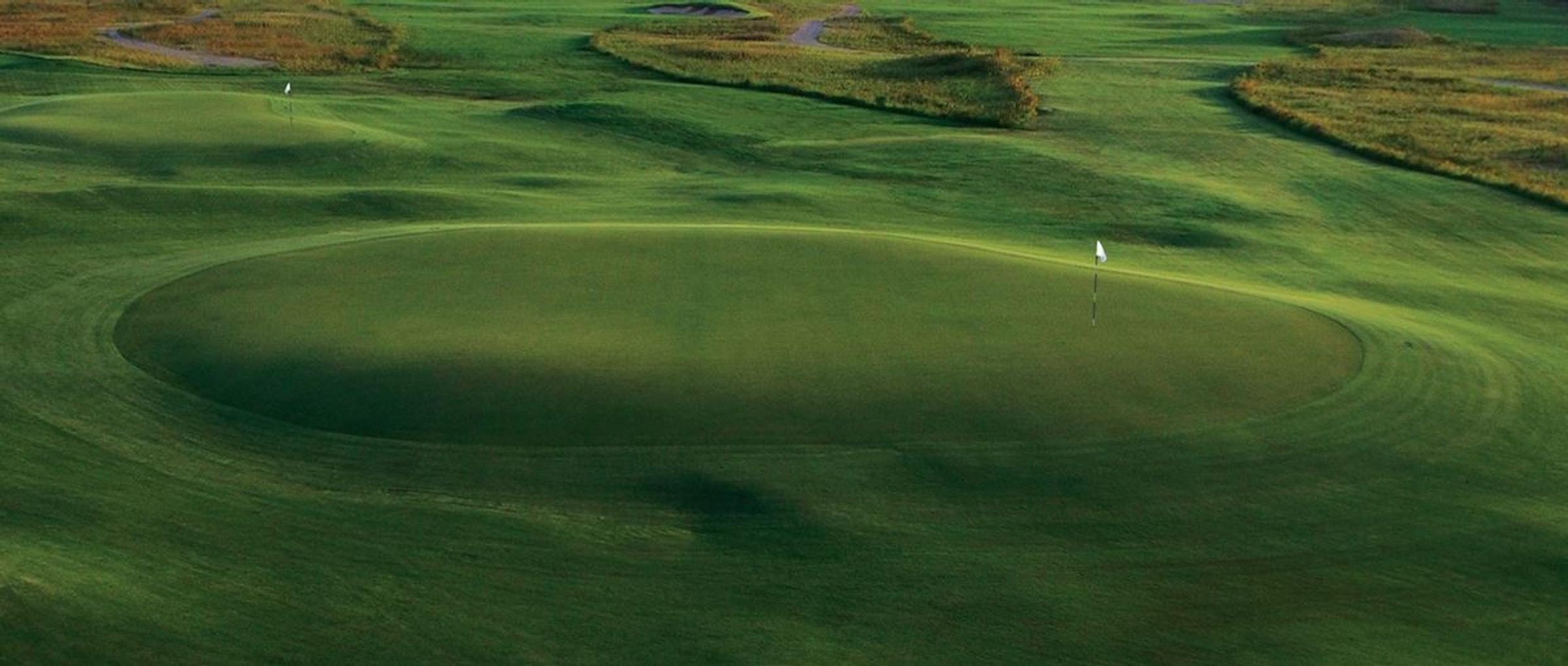 Trinity Forest Golf Club in Beyond Dallas