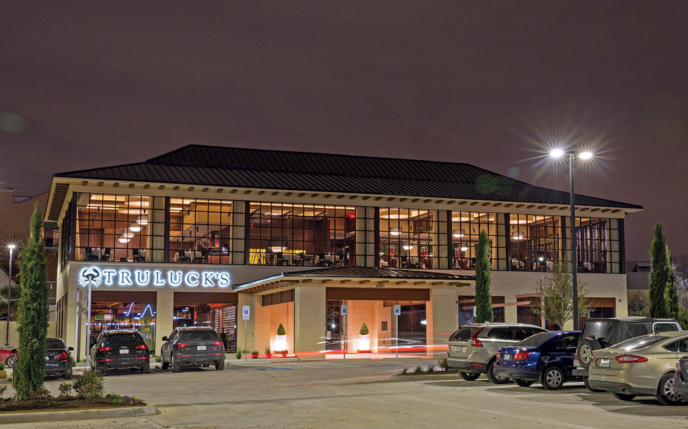 Truluck's Seafood Steak and CrabHouse - Dallas in Beyond Dallas
