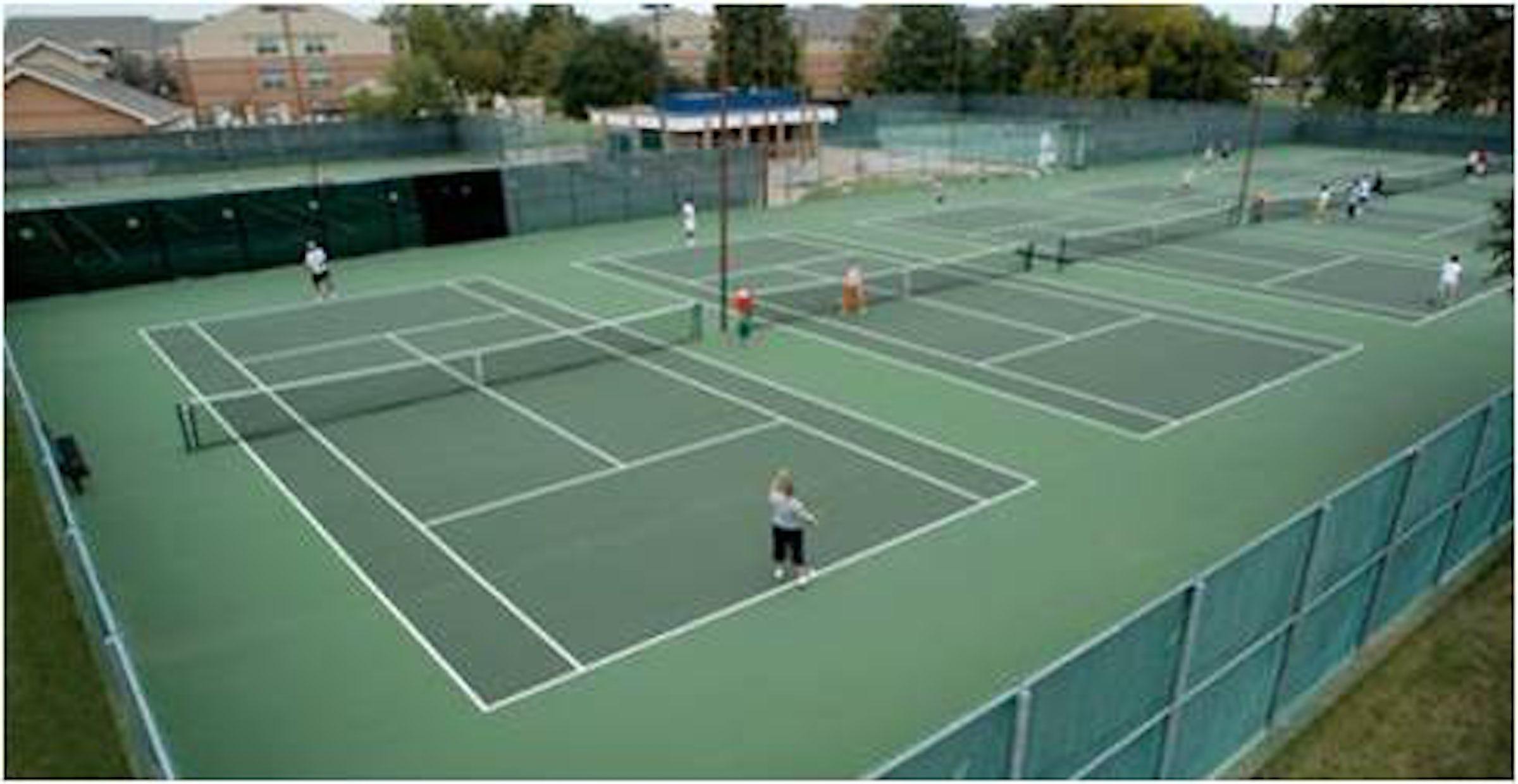 UTA Tennis Center