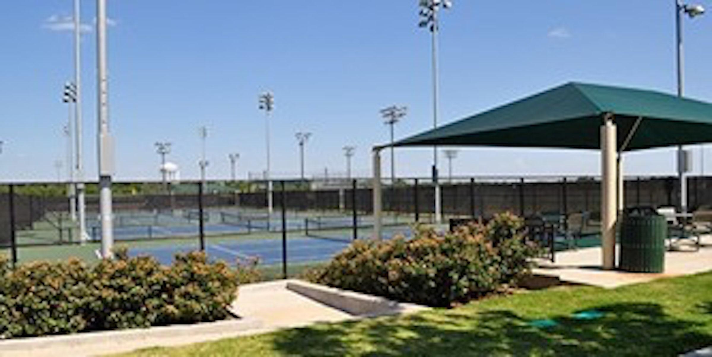 UTD Tennis Center