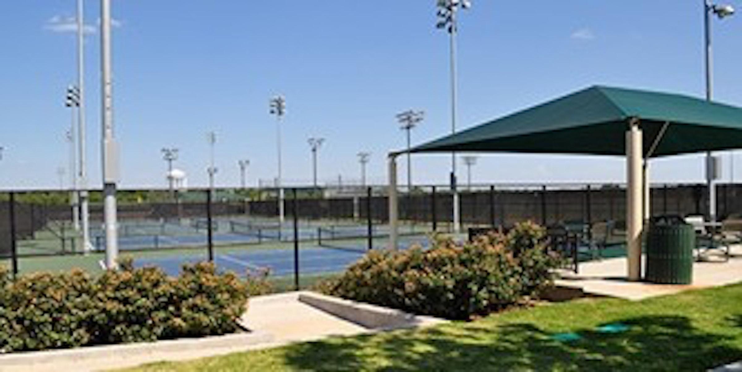 UTD Tennis Center in Beyond Dallas