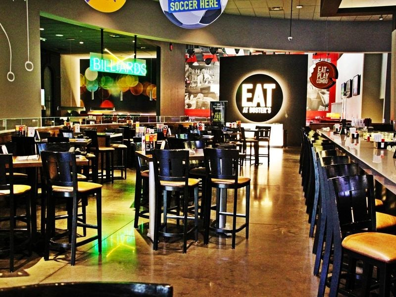 Dave & Buster's Dallas in Northeast Dallas (Proper)