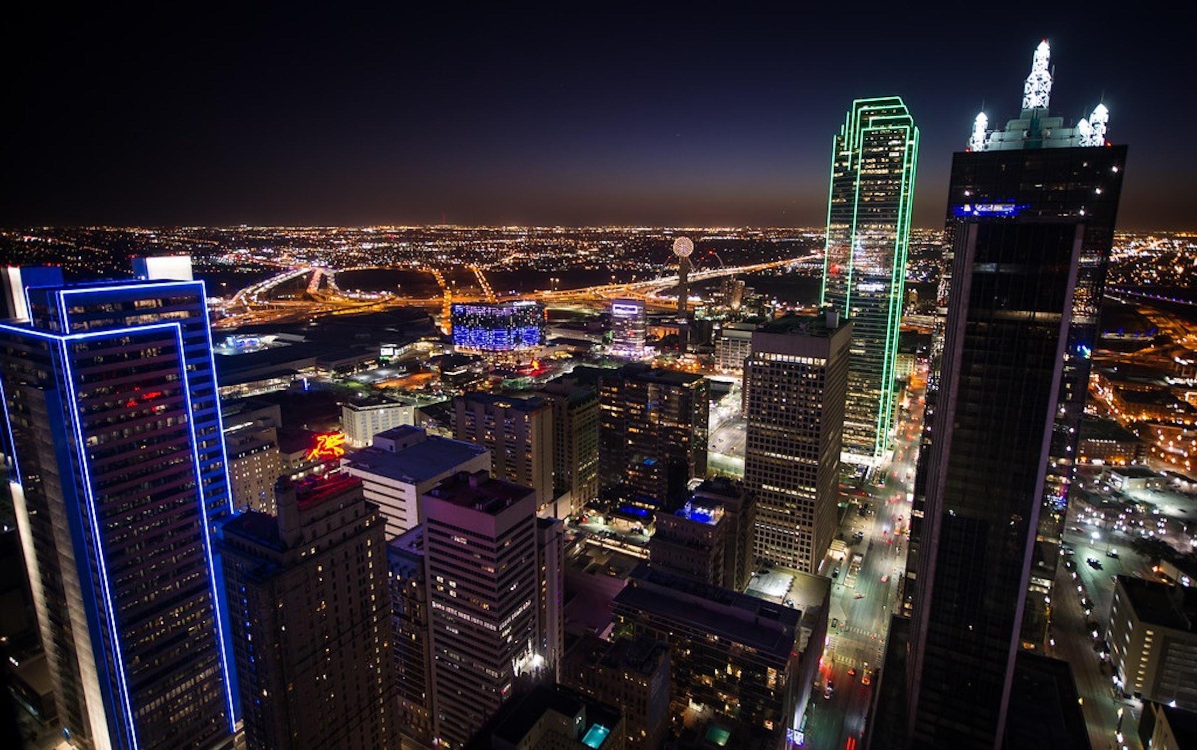 Tower Club in Beyond Dallas
