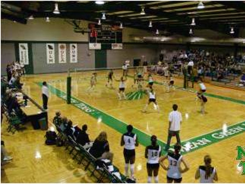 UNT Volleyball Center
