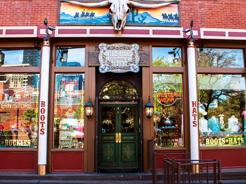 Wild Bill's Western Store in West End