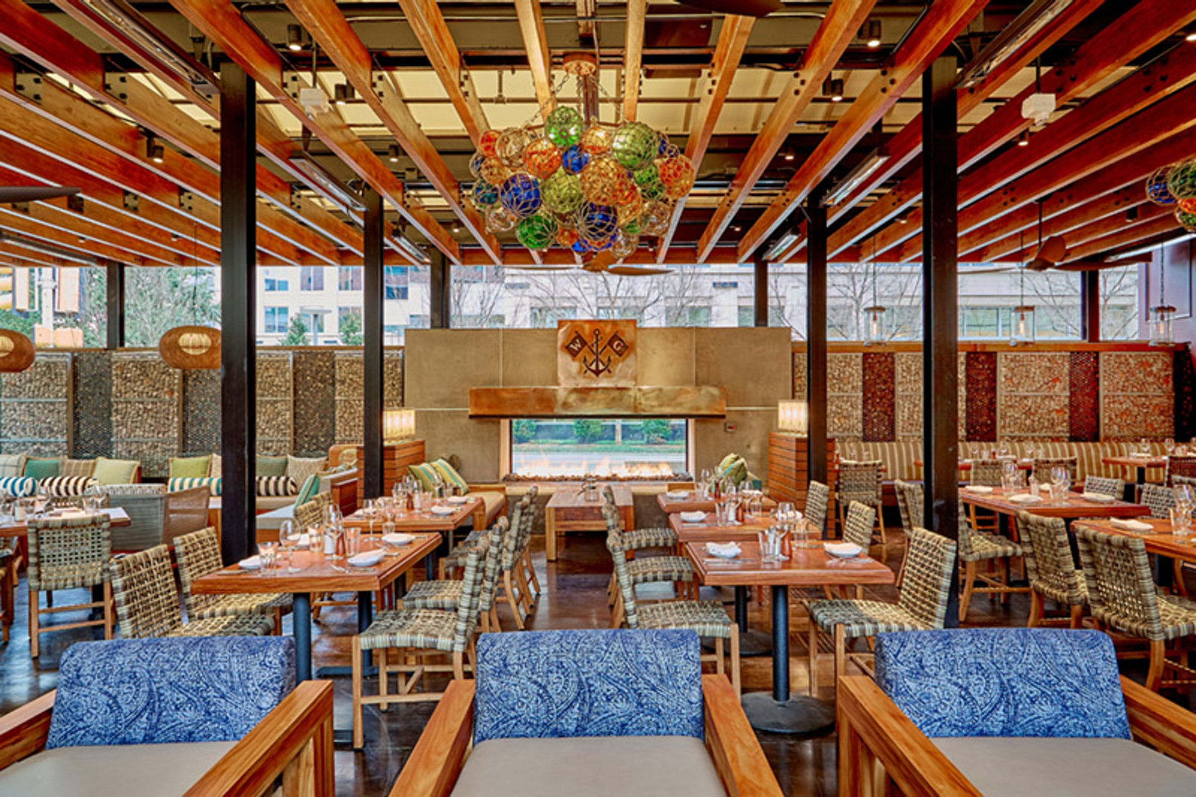 Water Grill in Beyond Dallas