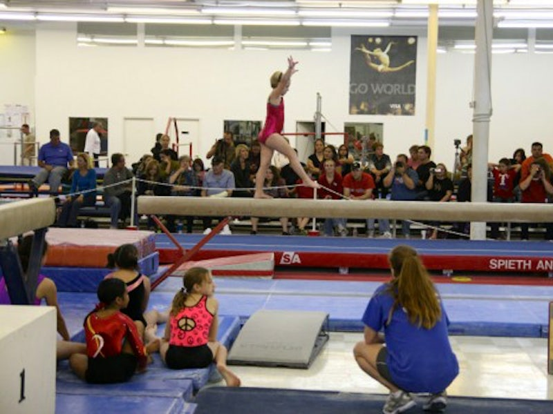 World Olympic Gymnastics Academy- Frisco in Frisco