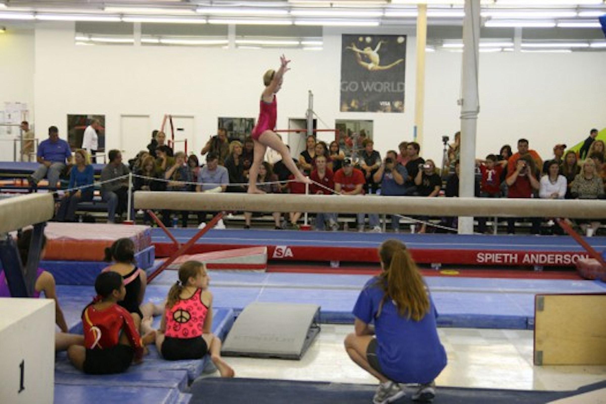 World Olympic Gymnastics Academy- Frisco in Beyond Dallas