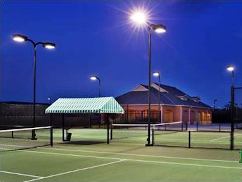 Waranch Tennis Complex in Beyond Dallas
