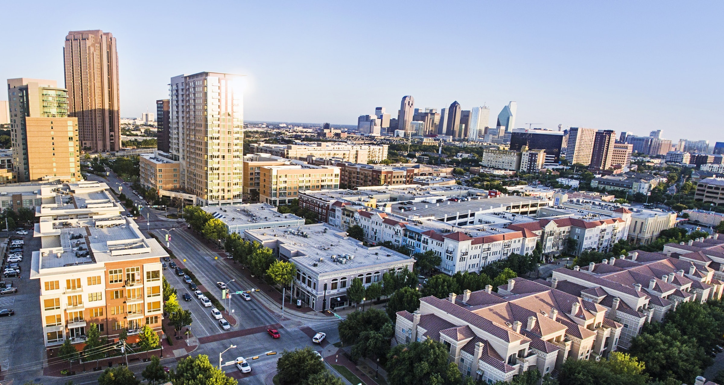 West Village in Beyond Dallas