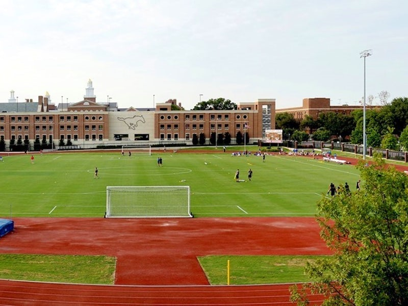 SMU - Westcott Field in University Park