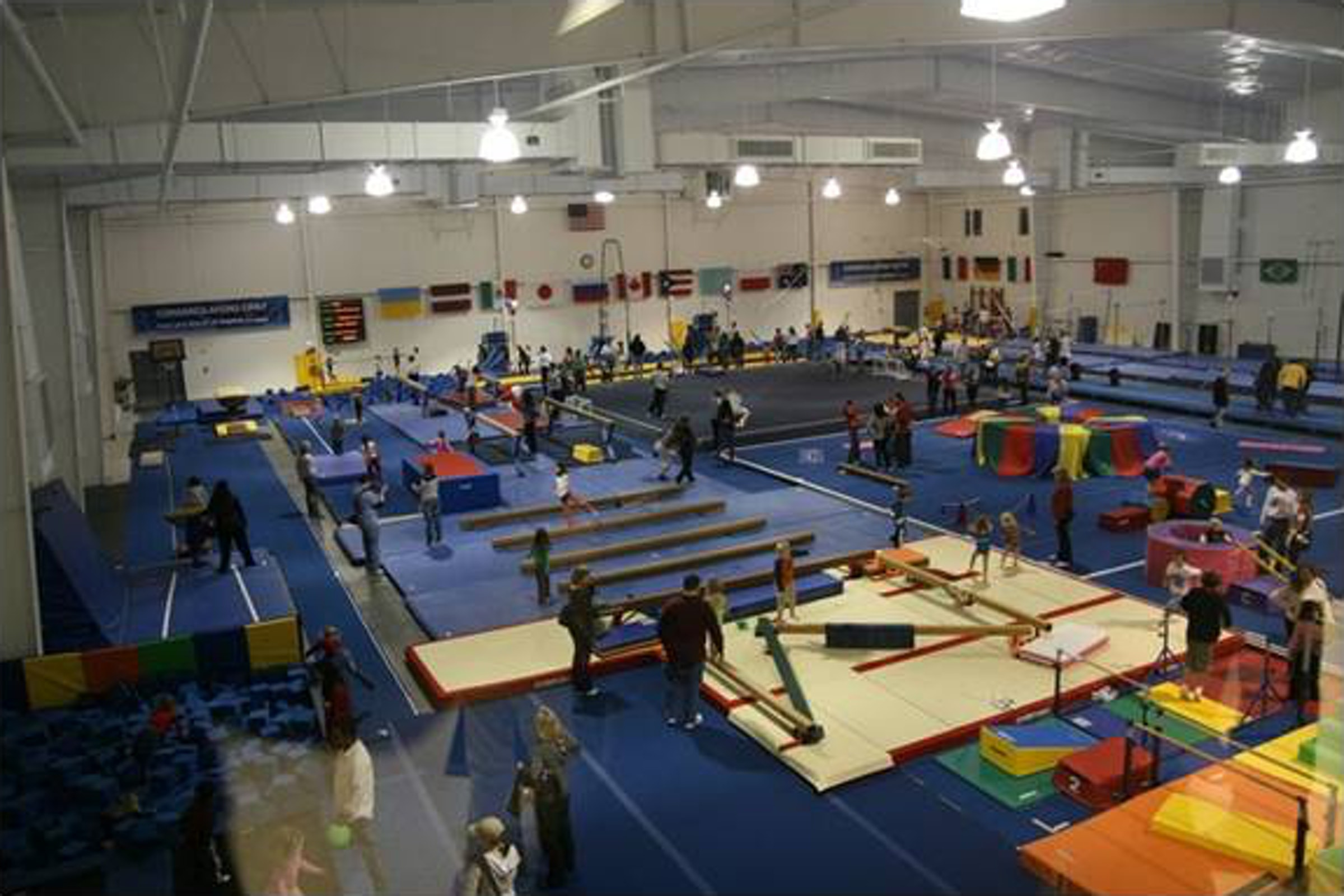 World Olympic Gymnastics Academy-Plano in Beyond Dallas