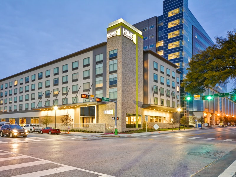 Home2 Suites by Hilton Dallas Downtown at Baylor Scott & White in Beyond Dallas