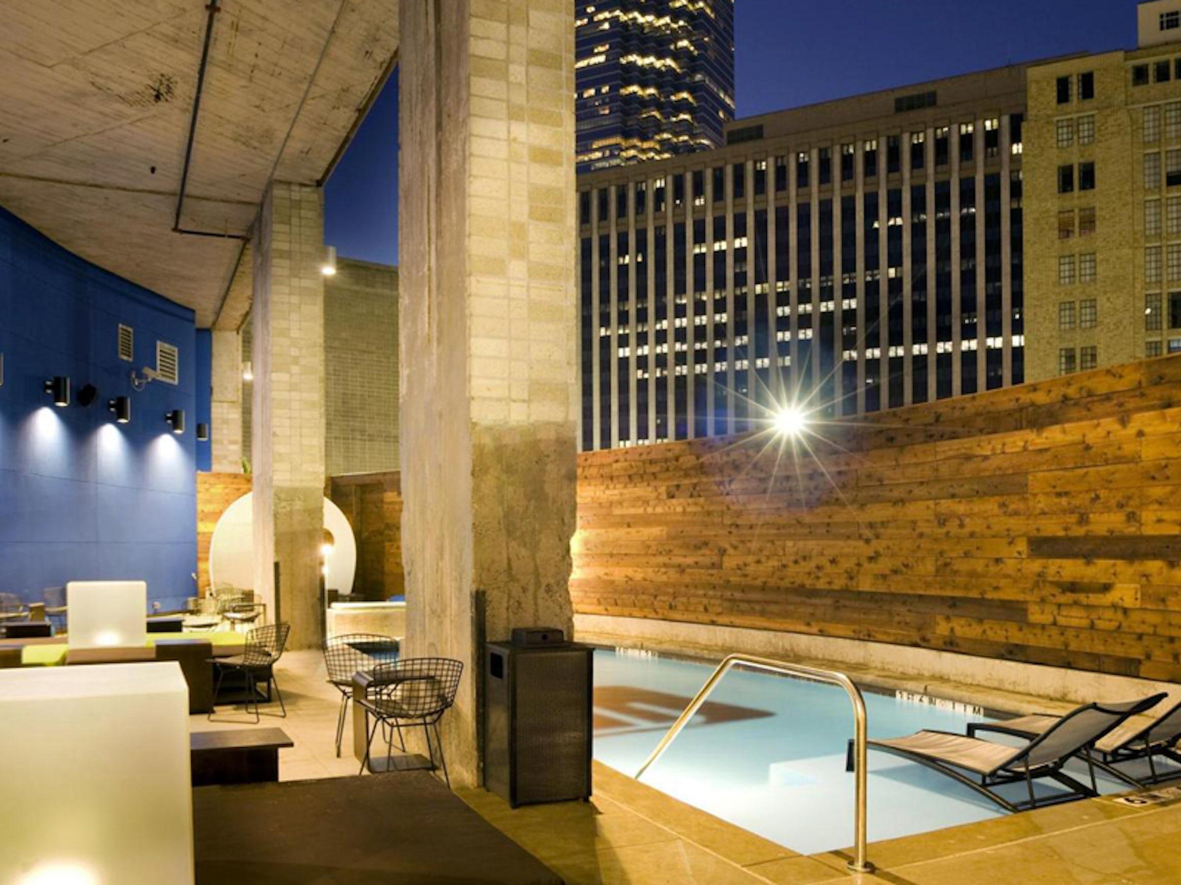 Aloft Dallas Downtown in Beyond Dallas