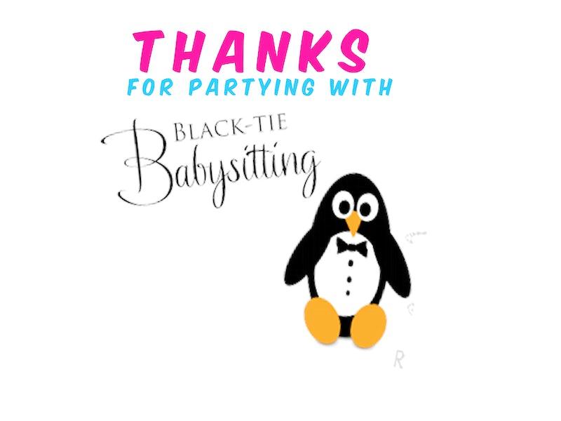 Black Tie Babysitting in East Dallas