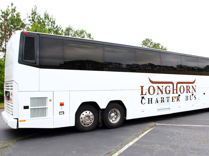 Longhorn Charter Bus Dallas in Beyond Dallas