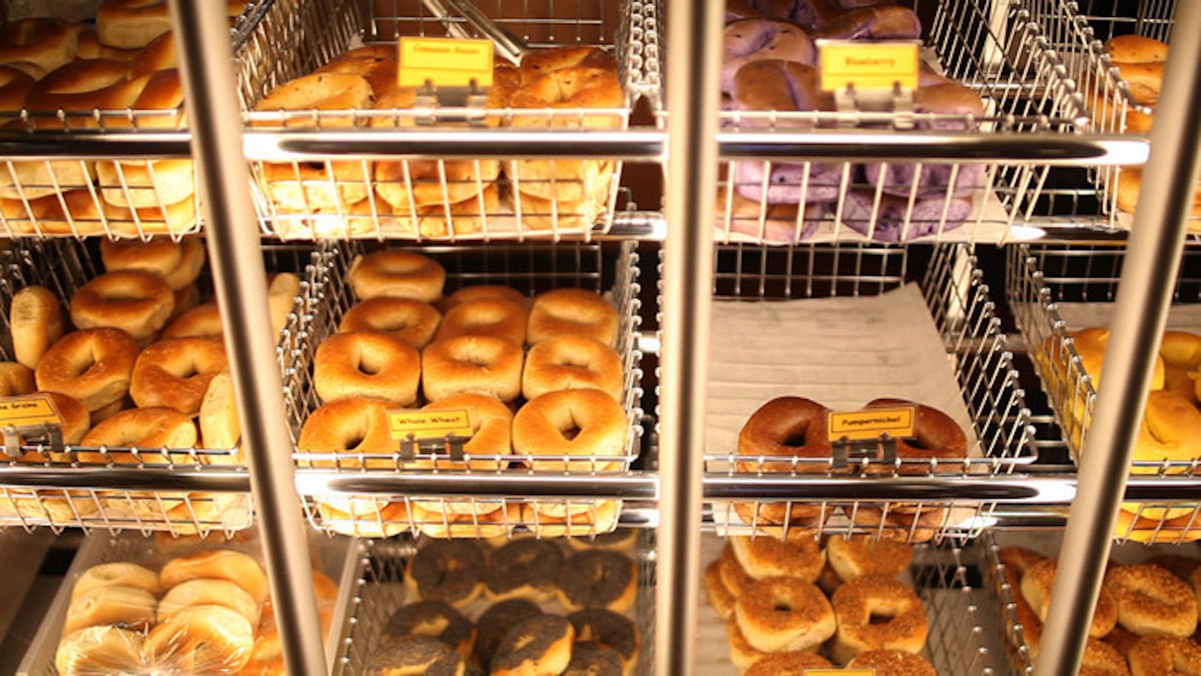 Cindi's N.Y. Delicatessen Restaurant & Bakery in Beyond Dallas