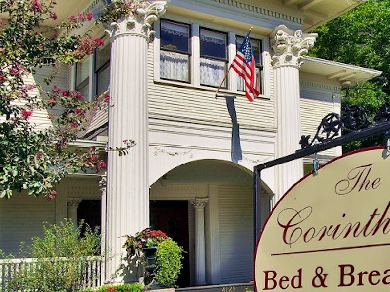 The Corinthian Bed & Breakfast in East Dallas