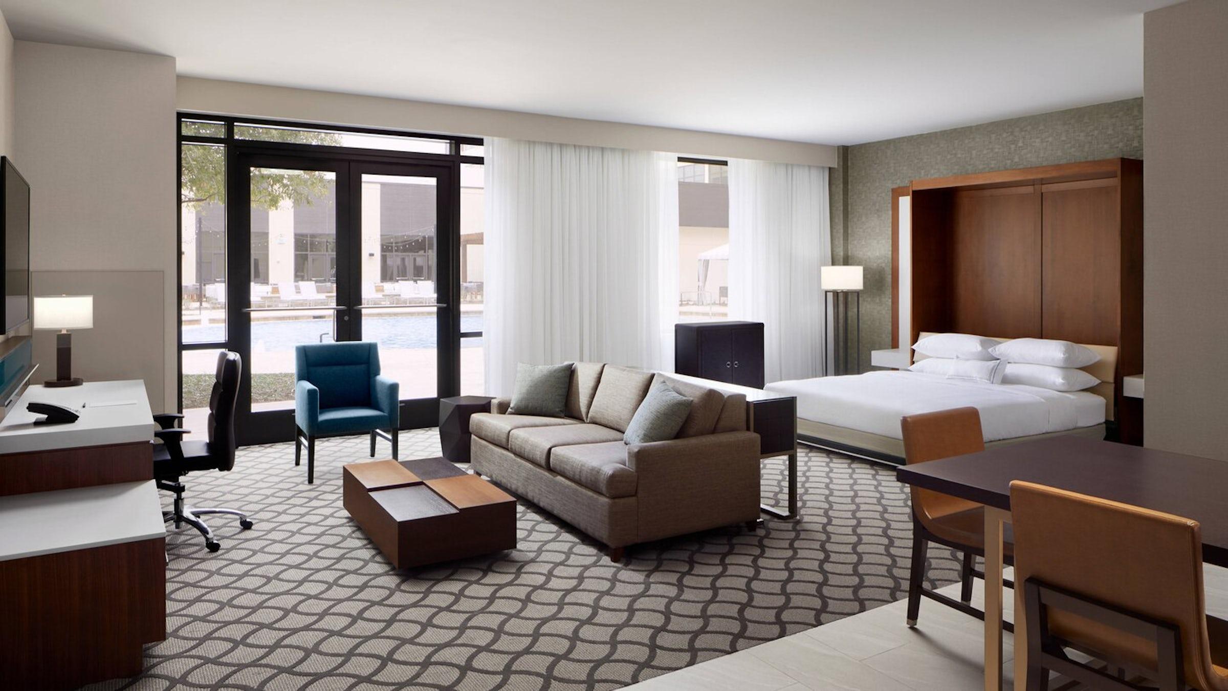 Marriott Dallas Allen & Watters Creek Convention Center in Beyond Dallas