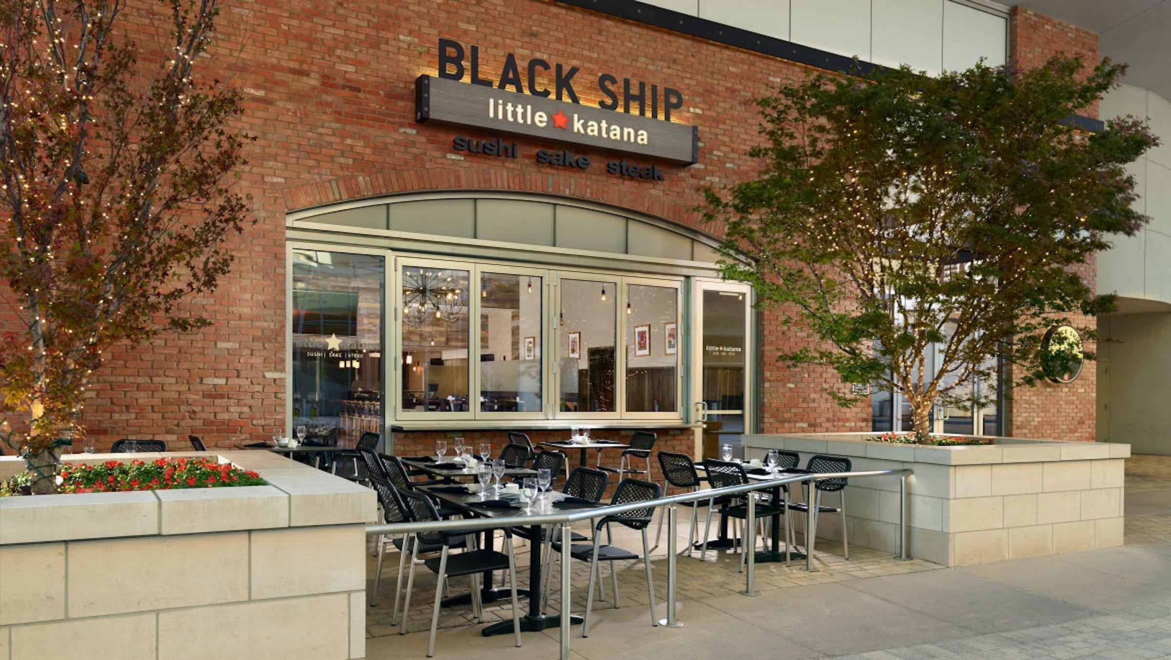 Black Ship Little Katana in Beyond Dallas