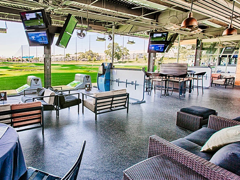 TopGolf Dallas in Northeast Dallas (Proper)