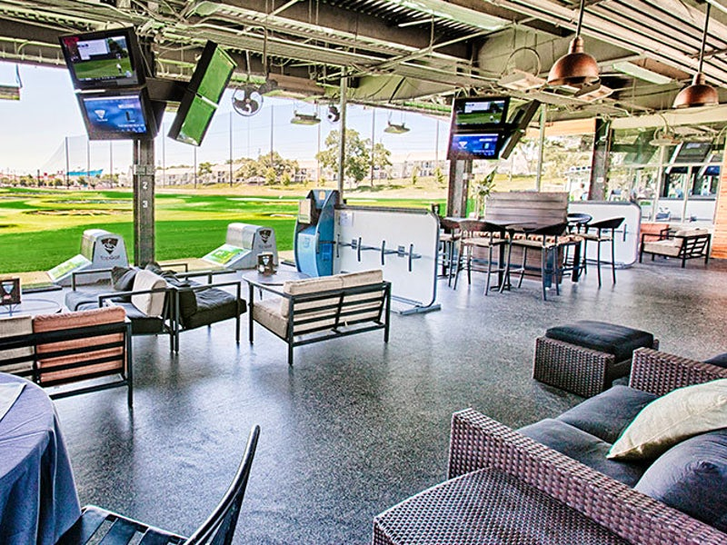 TopGolf Dallas in Beyond Dallas