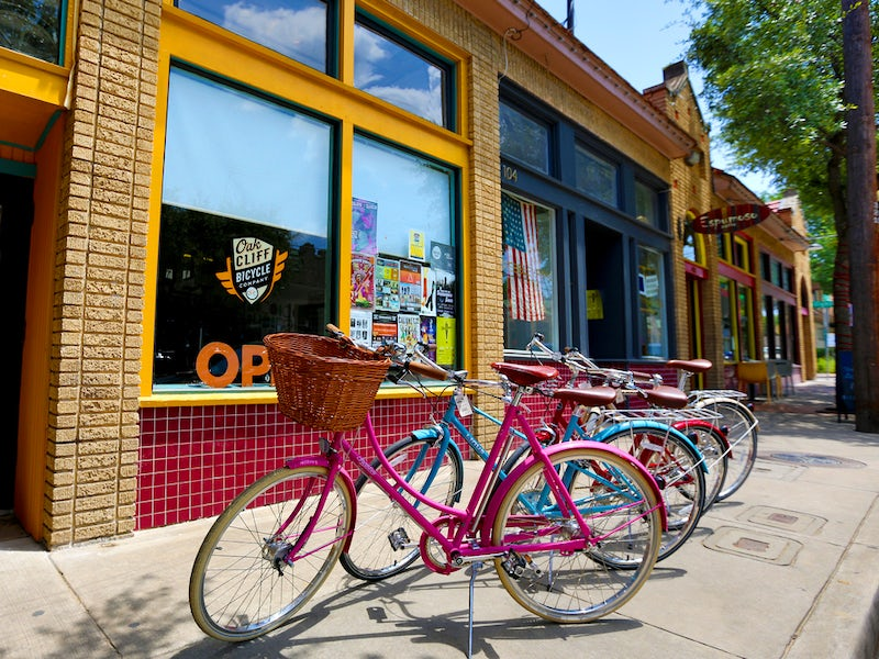 The Bishop Arts District in Beyond Dallas