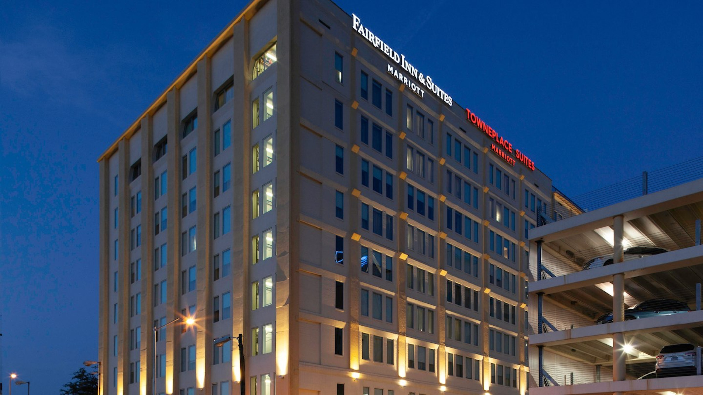 TownePlace Suites by Marriott Dallas Downtown in Beyond Dallas
