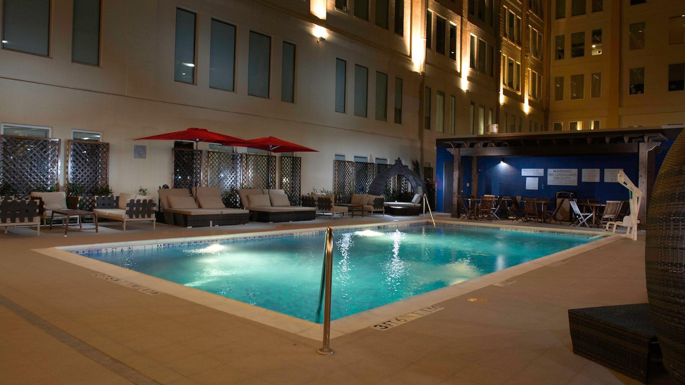 Fairfield Inn & Suites Dallas Downtown in Beyond Dallas