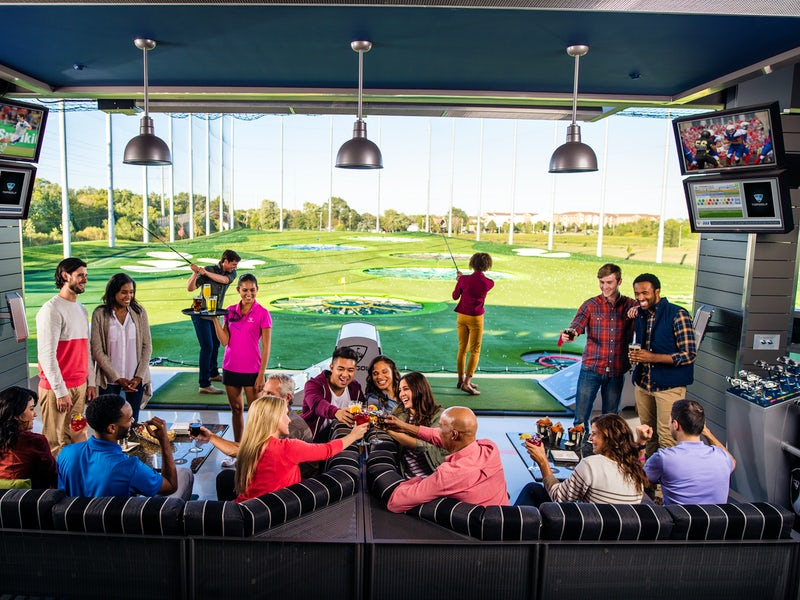 Topgolf The Colony: The Colony, TX 75056: Visit Dallas