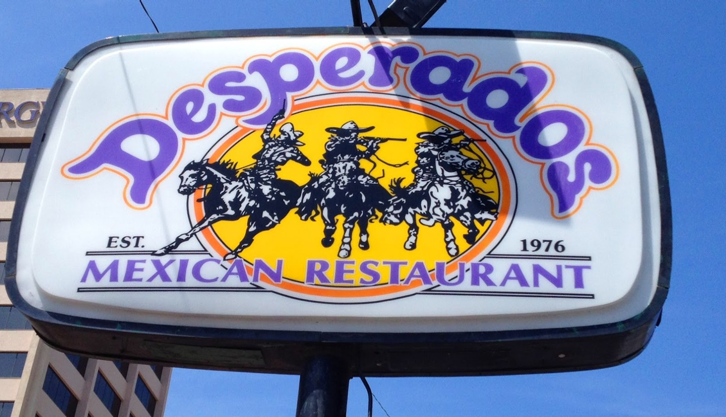 Desperados Mexican Restaurant in Beyond Dallas