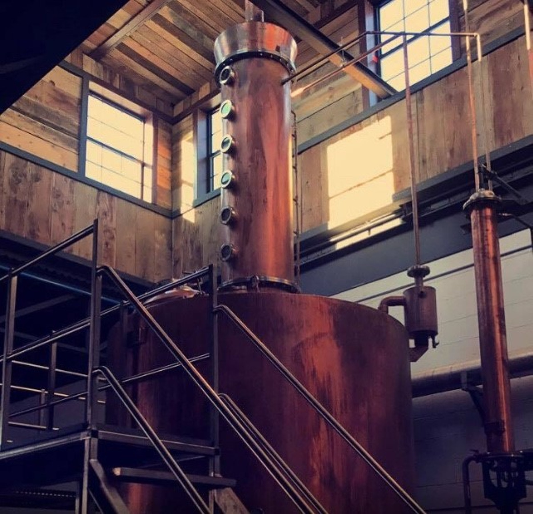 Deep Ellum Distillery in Beyond Dallas