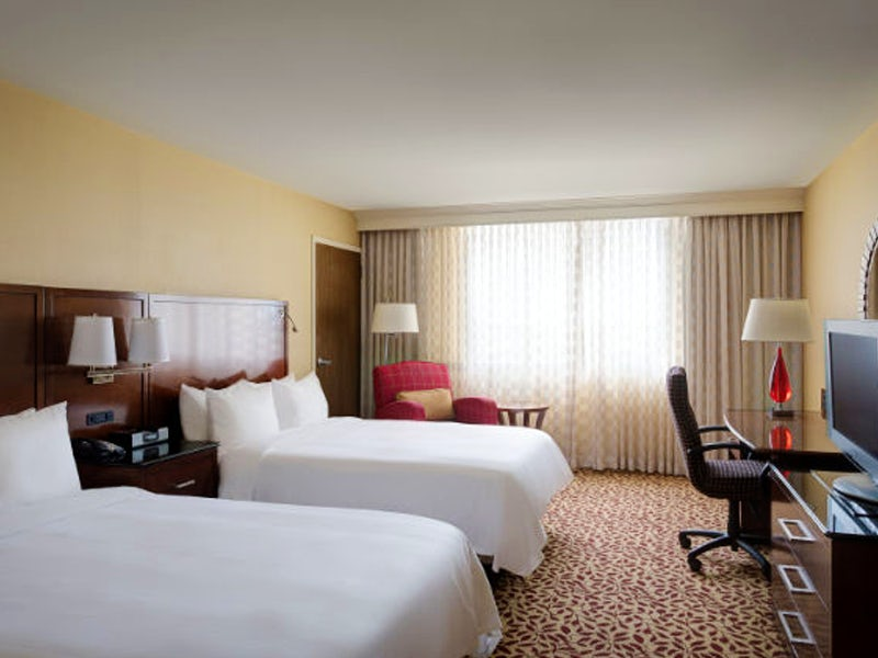 Dallas/Fort Worth Airport Marriott in Las Colinas