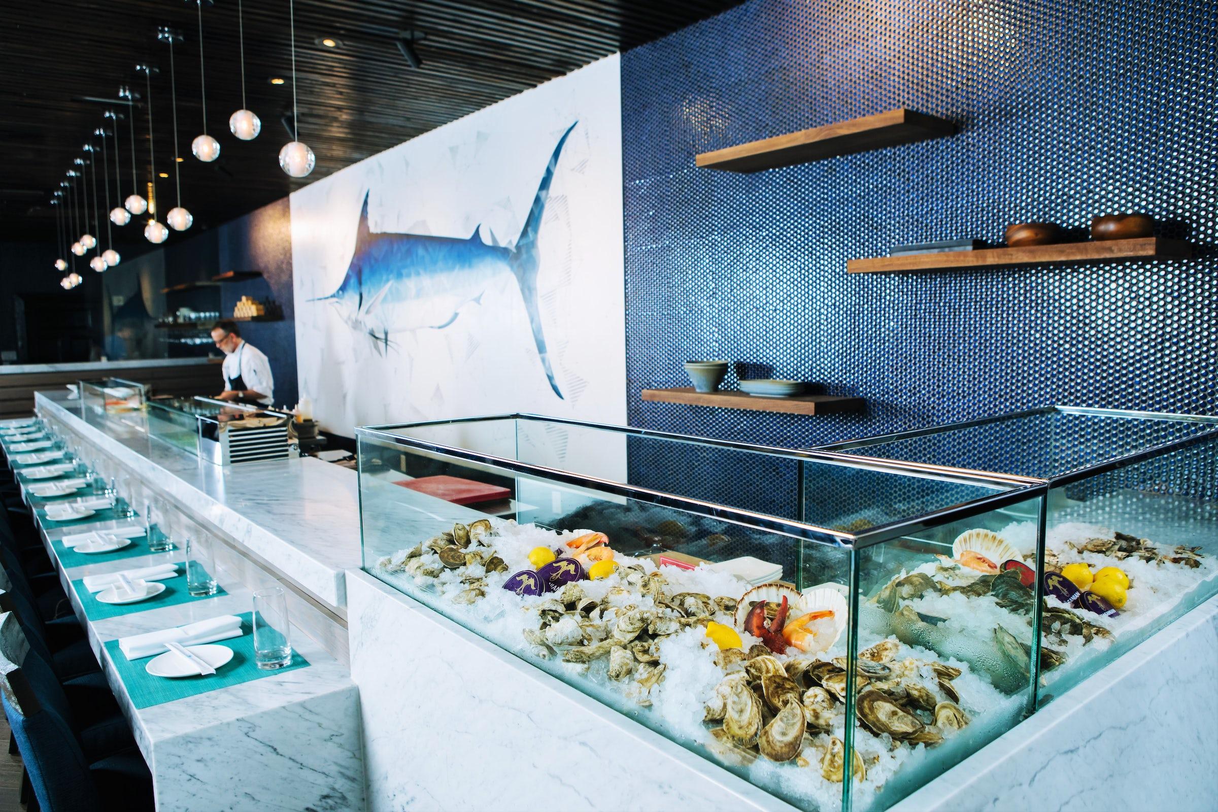 Dallas Fish Market in Beyond Dallas