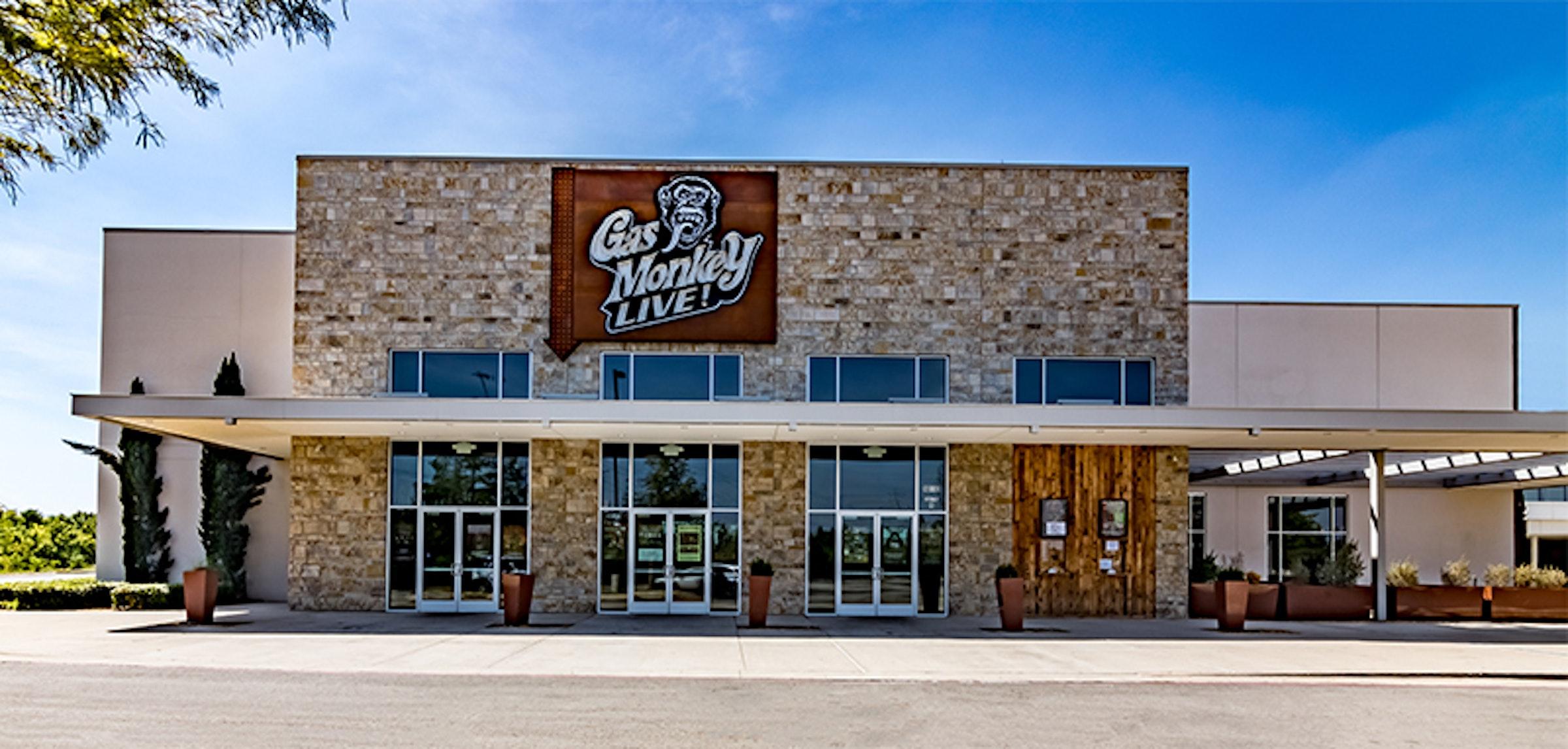 Gas Monkey Live in Beyond Dallas