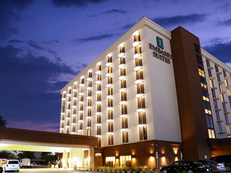 Embassy Suites by Hilton Dallas Market Center in Far West Dallas