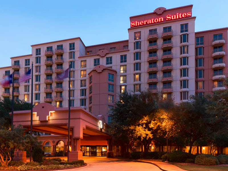 Sheraton Suites Market Center Dallas in Design District