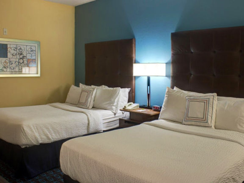Fairfield Inn & Suites Dallas North by the Galleria in Addison